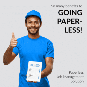 paperless-job-management