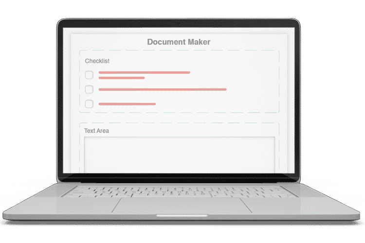 Electronic Documents - Document maker