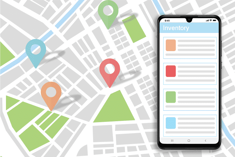Cloud-Based Inventory System - Multi-Location Inventory Monitoring