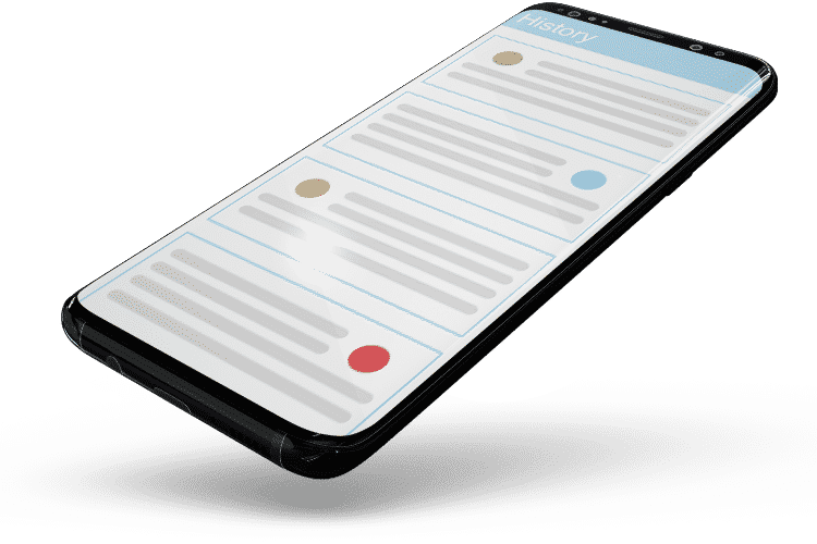 Mobile Invoicing - History