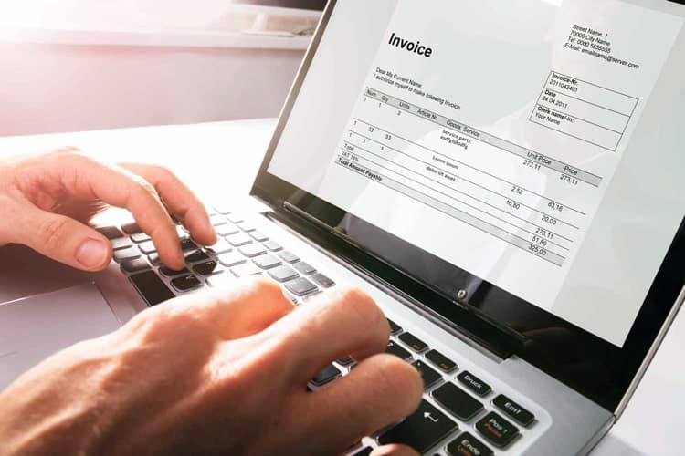 Invoice Management Software - Create Invoices from our templates