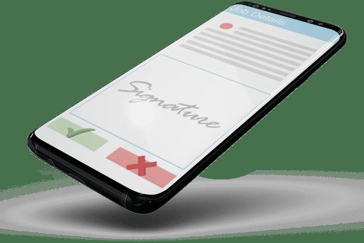 Job Sheet Software - Job Approval