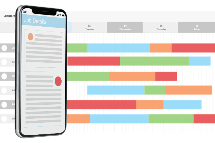 Workforce Scheduling - Staff Scheduling App